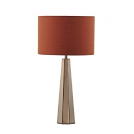 Dar Lighting Ultra Table Lamp  (ULT4264)