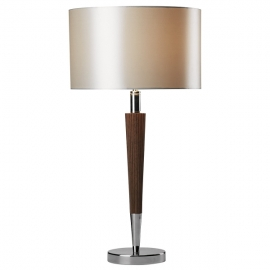 Dar Lighting Viking Table Lamp  (VIK4081)